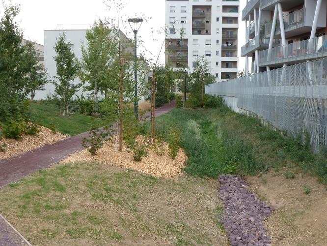 Gestion et conception cologique des espaces verts for Espace vert perpignan